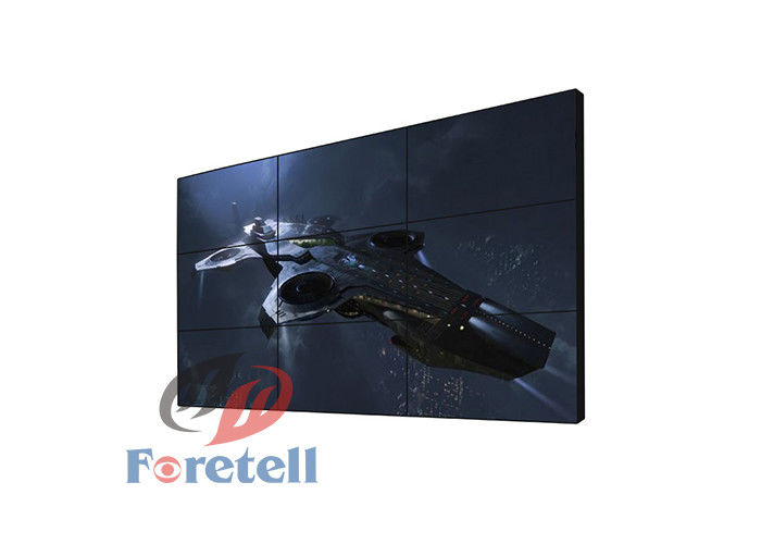 5.3mm Ultra Narrow Touch Screen Video Wall 46 Inch Interactive Wall Display
