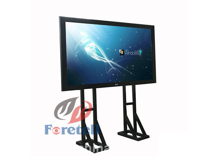 3G WiFi Android Large Interactive Touch Screen Lcd Monitor 65 Inch Dustproof